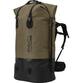 SealLine Pro Pack 120L, olive drab